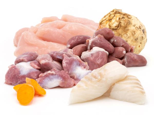 "Hähnchen & Fisch ""A-I-O Fresh"" , gefroren 500g"