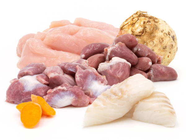 NIVOBA Hähnchen Vital Mix, gefroren 500g