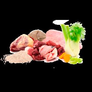 NIVOBA - Senioren Vital Mix, gefroren 500g