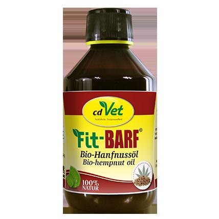 Fit-BARF Bio-Hanfnussöl