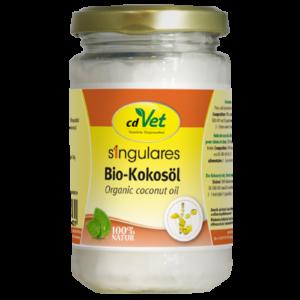 Singulares Bio-Kokosöl
