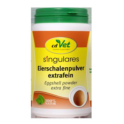 Singulares Eierschalenpulver extrafein